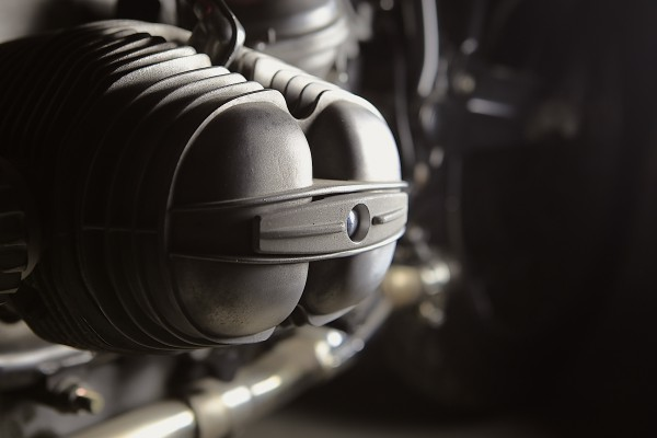 Ventildeckel »Spannspange & Protektor« für alle BMW Zweiventiler