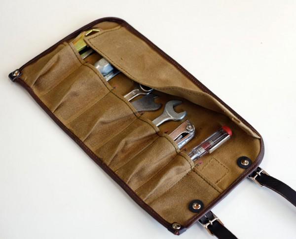 Werkzeugtasche Retro