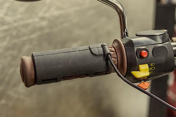 Griffheizung »Clip-on« USB für BMW-Boxer und BMW K 75, K 100 und K 1100-Modelle